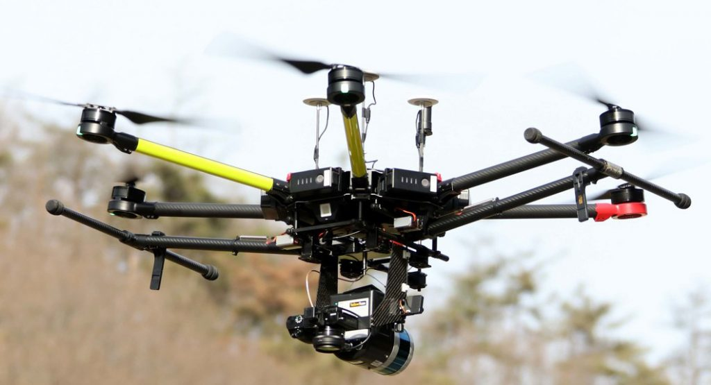 UAVイメージ