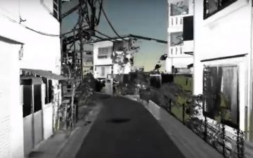 3D_Real_Viewerによる「2項道路シュミレーション」動画